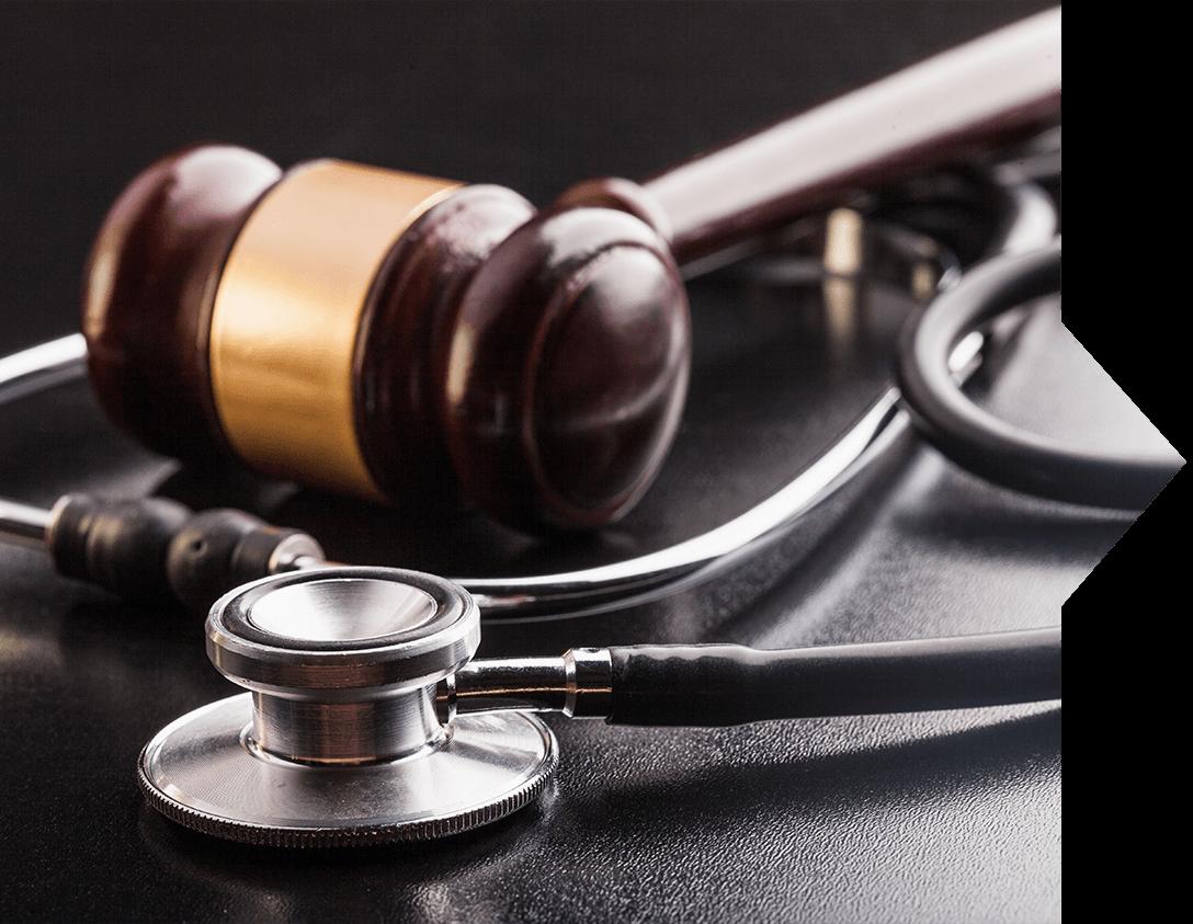 advokát medicínské právo